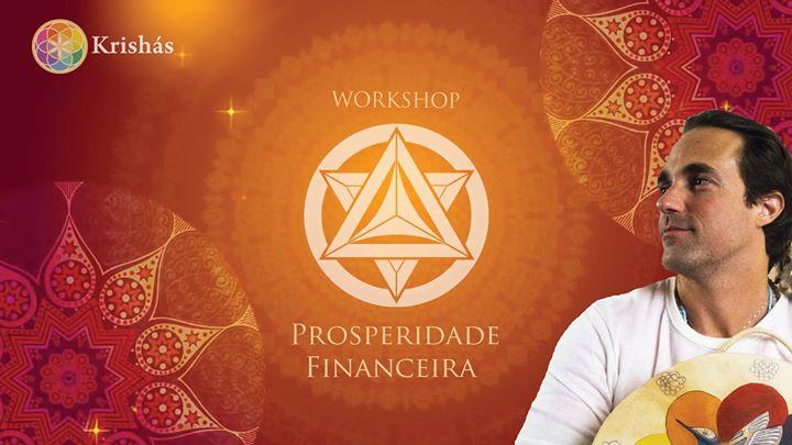 Workshop de Prosperidade Financeira com Felipe Boni